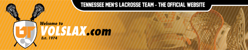 University of Tennessee Men's Lacrosse Logo