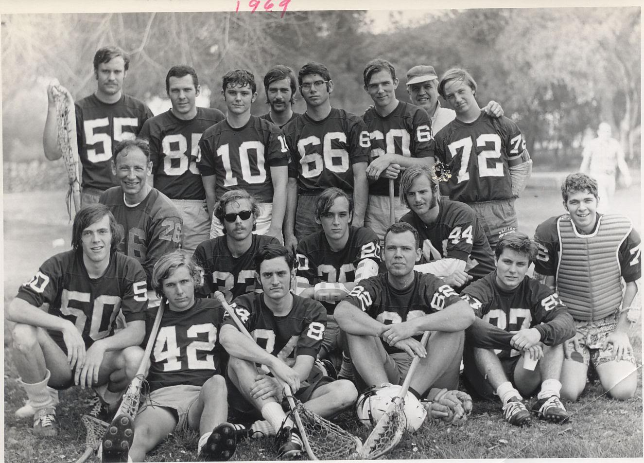 1969 team photo