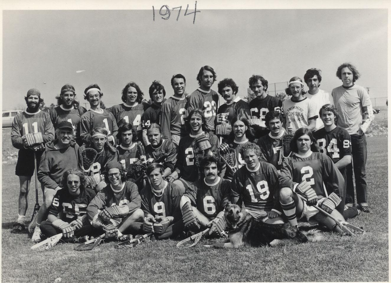 1974 team photo