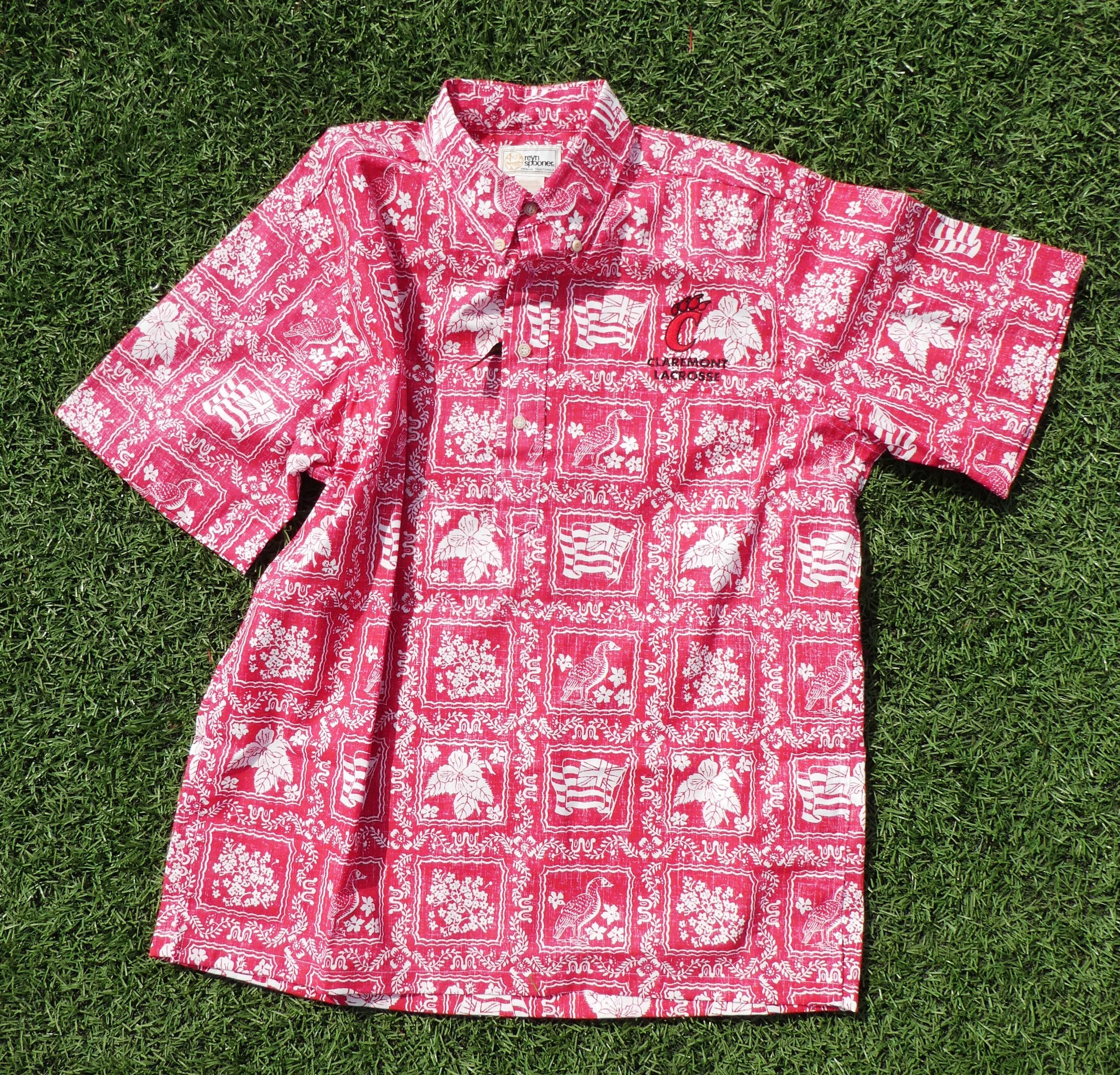 2107 Reyn Spooner Hawaiian Shirt