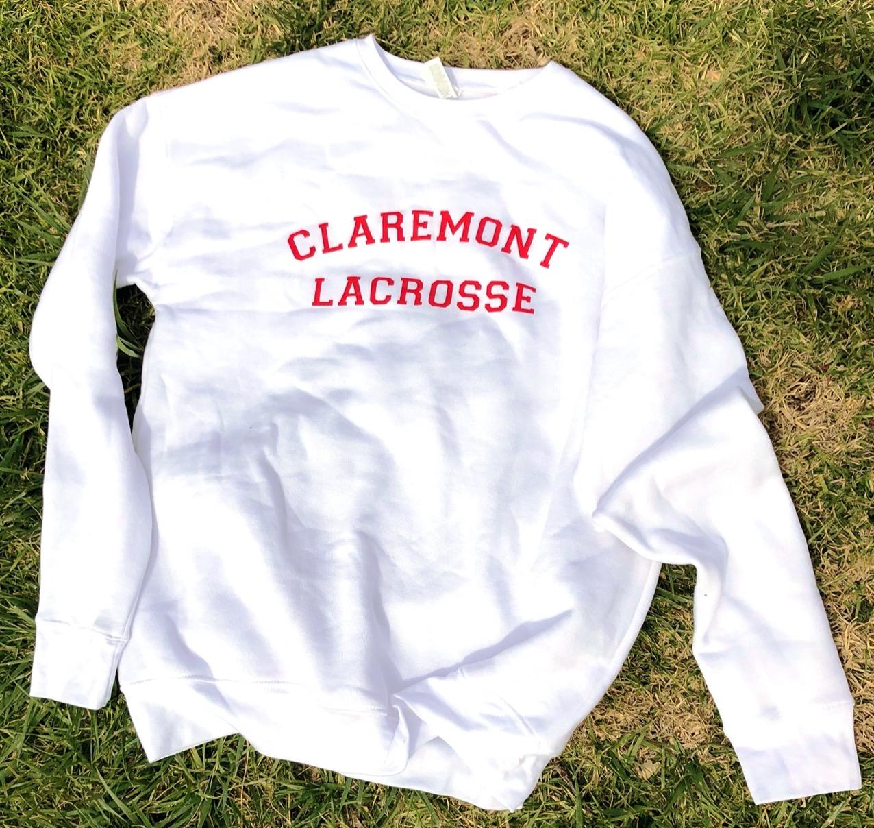 White Cougar Sweatshirt