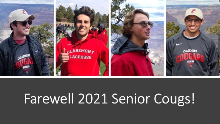 2021 Senior Cougar Photos
