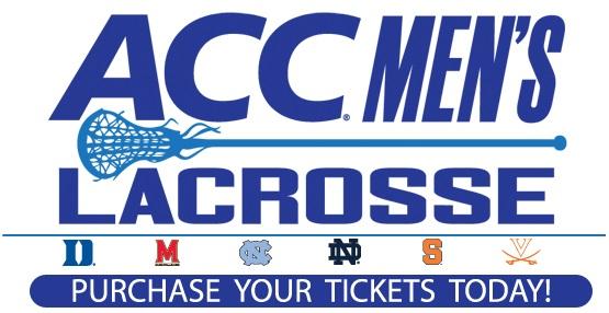 Acc Mens Lacrosse Tckets