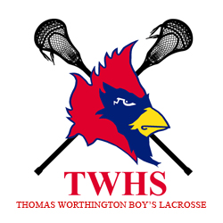 Thomas Worthington Boy's Lacrosse Logo