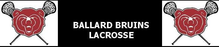 Ballard High School Lacrosse Logo