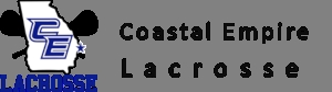 Coastal Empire Lacrosse - The Home of Savannah Lacrosse Clinics, Camps, and Leagues for Youth - GEORGIA Logo