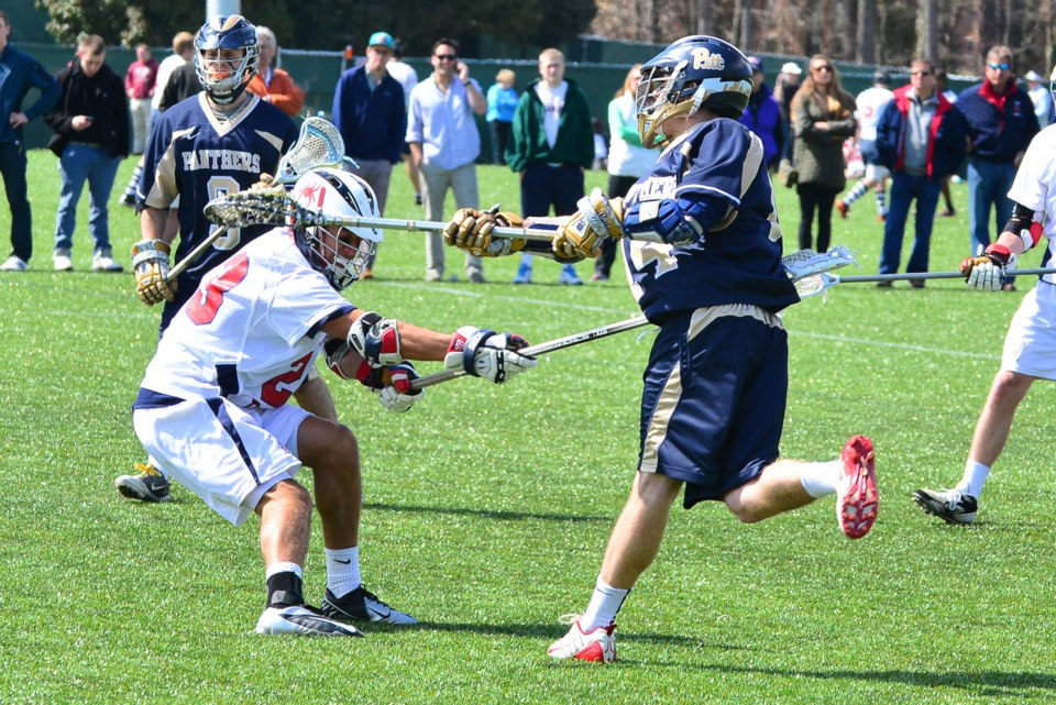 Pittsburgh Panthers Take Down Ohio University 18-11