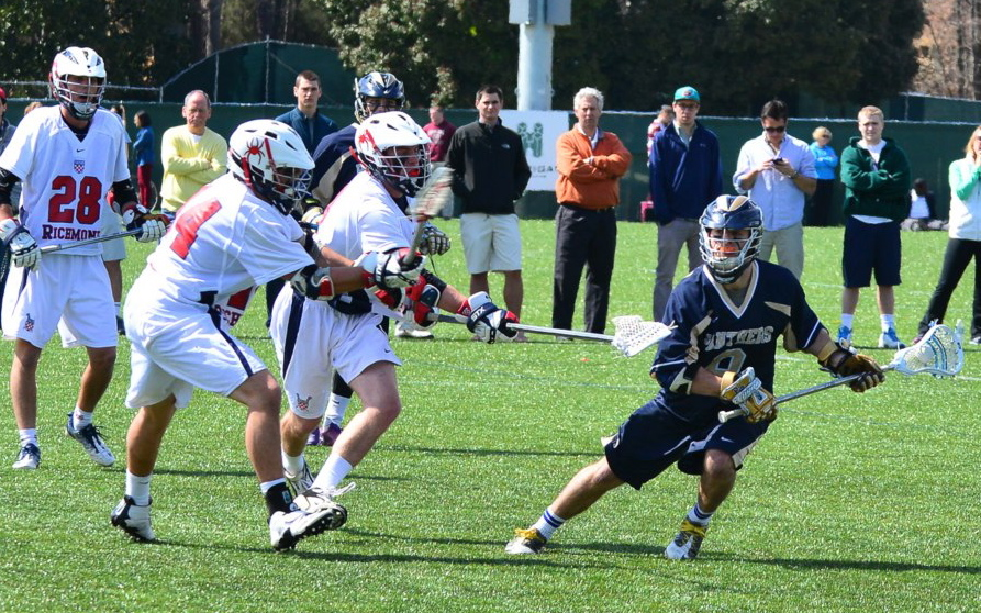 Panthers Fall to Northeastern 8-9 in Triple OT
