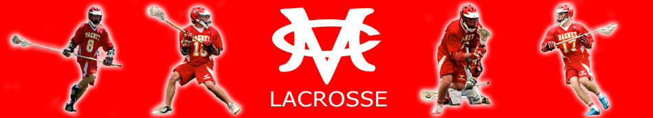Magnet LAX | Caddo Magnet High School Mustangs Lacrosse Logo