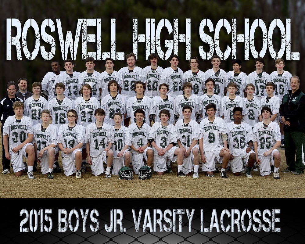 2015 Men's Junior Varsity