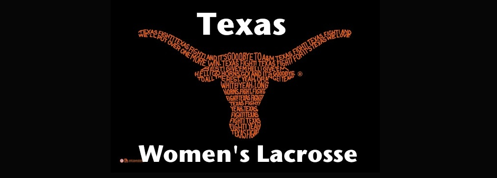 Texas Women's Club Lacrosse Logo