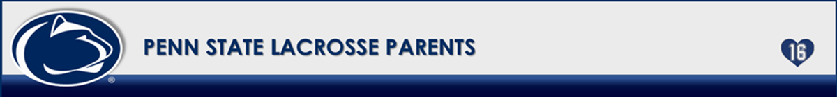 Penn State Lacrosse Parent's Association Logo
