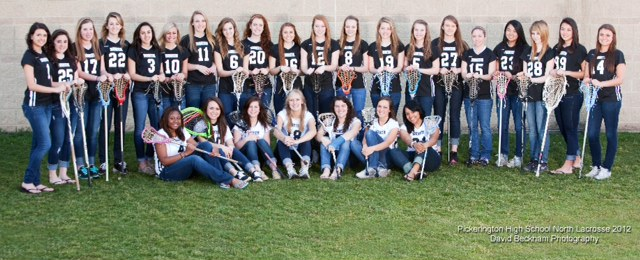 Pickerington North Girls Lacrosse