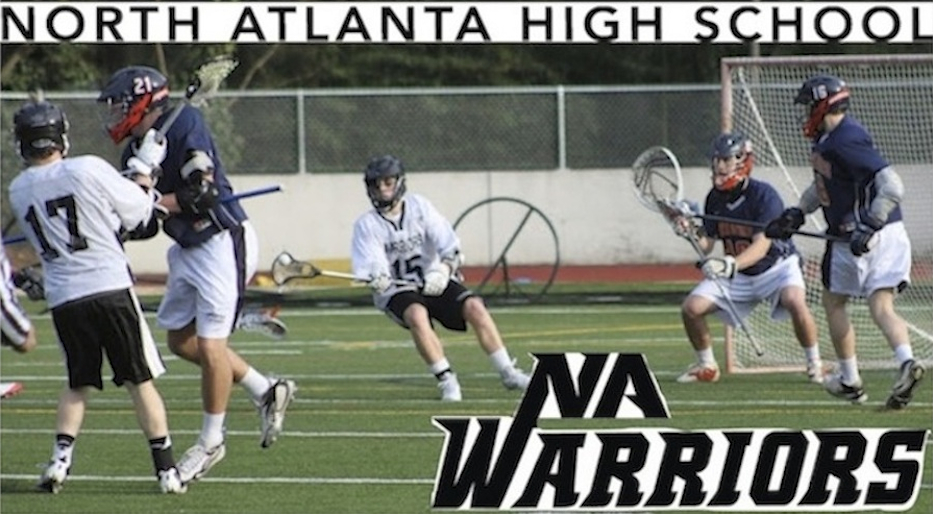 North Atlanta Warriors Logo