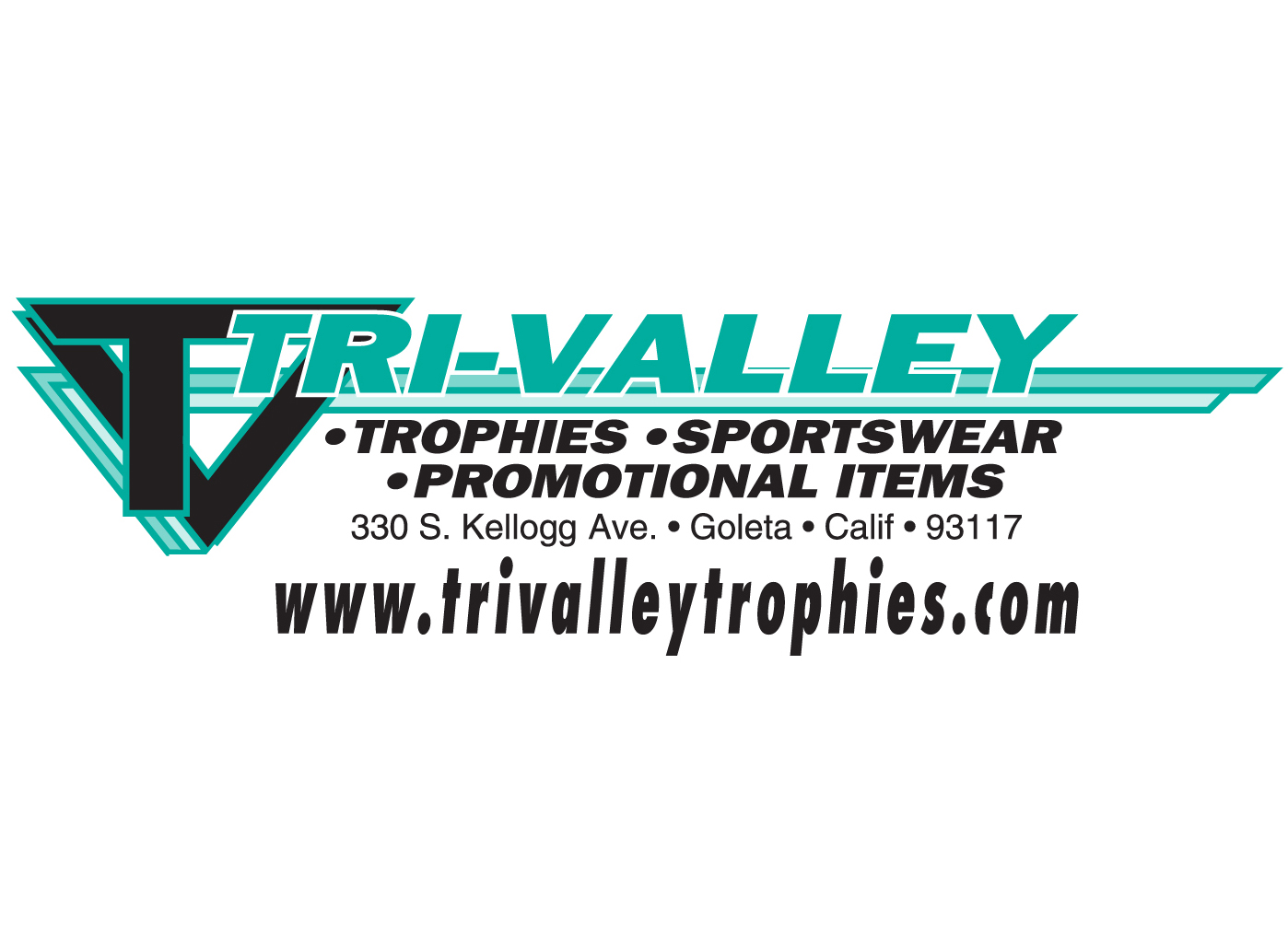 Tri-Valley Trophies & Sportswear