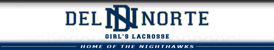 Del Norte Nighthawks Logo