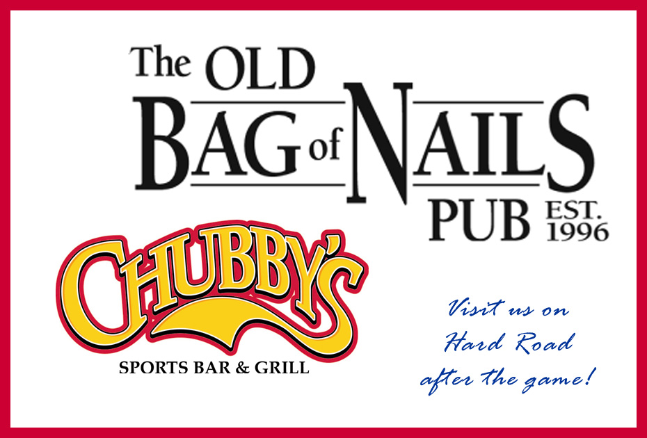 The Old Bag of Nails Pub   -   Chubby's Sports Bar & Grill