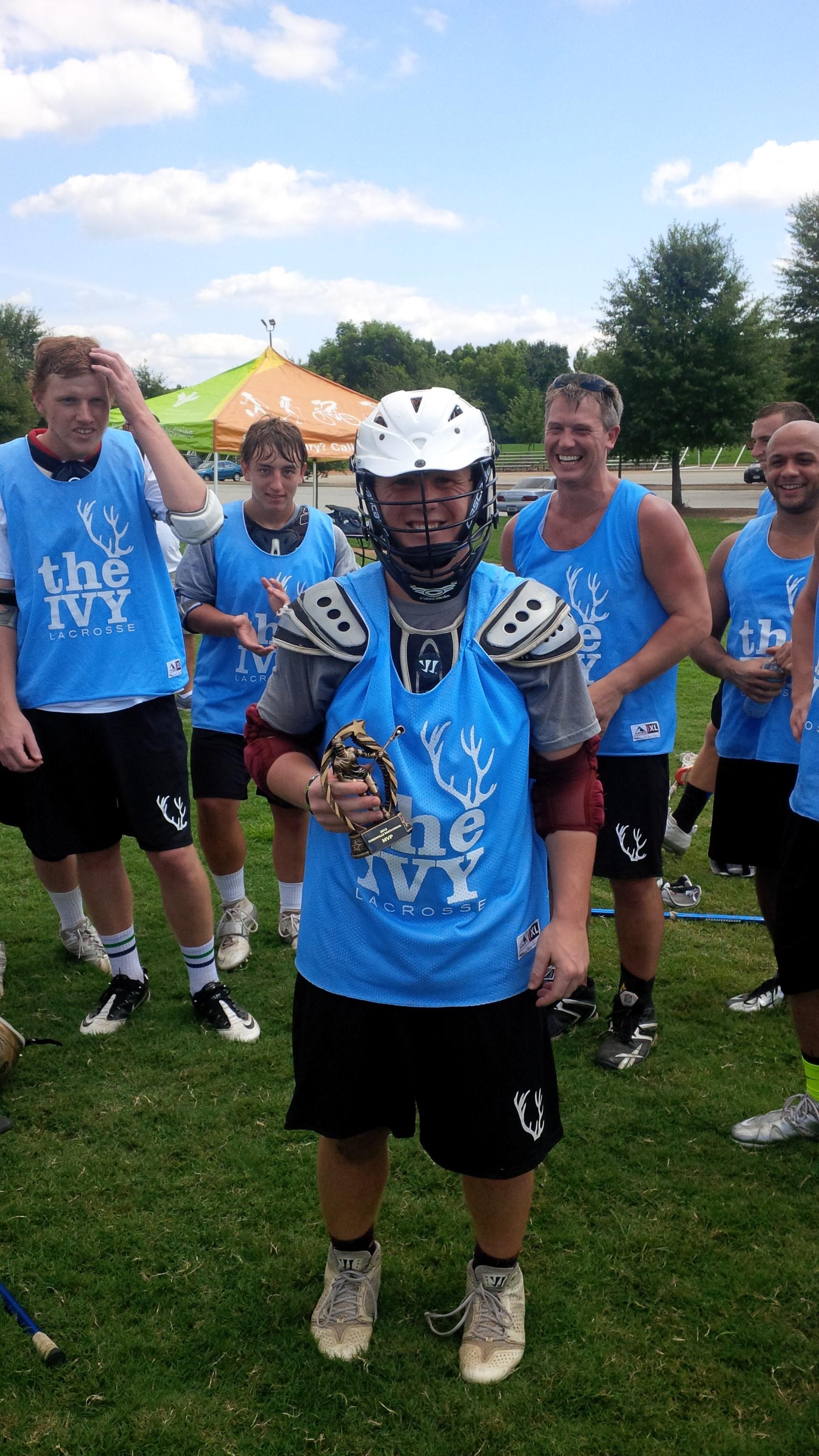 The Ivy Lacrosse Club - MVP