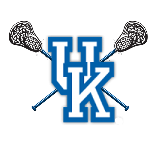 University of Kentucky Men's Lacrosse Logo